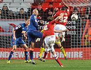Charlton Athletic v Blackpool 120113