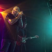 Caezar in concert at Oran Mor, Glasgow, Great Britain 27th July, 2018