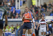 Reading, GREAT BRITAIN, Referee, Bruce ROBETSON,  during the EDF Energy Cup, rugby match, London Irish vs Saracens at the Madejski  Stadium, ENGLAND, 30/09/2006. [Photo, Peter Spurrier/Intersport-images].