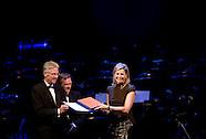 Koningin Máxima was te gast op de gala-avond van het project Eeuwige Jeugd. In dit project krijgen j