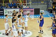 DESCRIZIONE : Frosinone Qualificazioni Europei Francia 2013 Italia Lussemburgo<br /> GIOCATORE : team<br /> CATEGORIA : team pregame<br /> SQUADRA : Nazionale Italia<br /> EVENTO : Frosinone Qualificazioni Europei Francia 2013<br /> GARA : Italia Lussemburgo Italy Luxembourg<br /> DATA : 20/06/2012<br /> SPORT : Pallacanestro <br /> AUTORE : Agenzia Ciamillo-Castoria/C.De Massis<br /> Galleria : Fip 2012<br /> Fotonotizia : Frosinone Qualificazioni Europei Francia 2013 Italia Lussemburgo<br /> Predefinita :