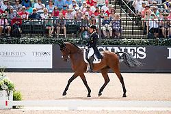 Klimke Ingrid, GER, Horseware Hale Bob<br /> Tryon - FEI World Equestrian Games™ 2018<br /> Vielseitigkeit Teilprüfung Dressur Team- und Einzelwertung<br /> 14. September 2018<br /> © www.sportfotos-lafrentz.de/Dirk Caremans