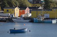Fishing boats Nova Scotia