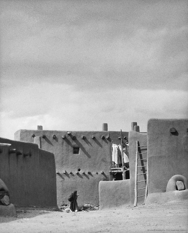 Taos, New Mexico, USA, 1926