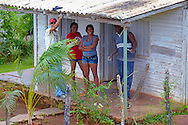 House near La Palma, Pinar del Rio, Cuba.