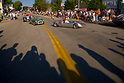 Vintage weekend at Road America near Elkhart Lake, Wisconsin © Mike Roemer / Mike Roemer Photography Inc.  920-347-9323.