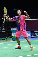 Lin Dan, China, Winner, All England 2016, Mens singles