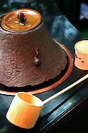 """Sa-do, chado or """"the way of tea"""" is more about ritual, ceramics, patience than it is about tea itself. Sa-do, chado or """"the way of tea"""" is more about ritual, ceramics, and patience than it is about tea itself.  Macha tea is the type of tea served at tea ceremony which centers on the preparation, serving, and drinking of matcha."""
