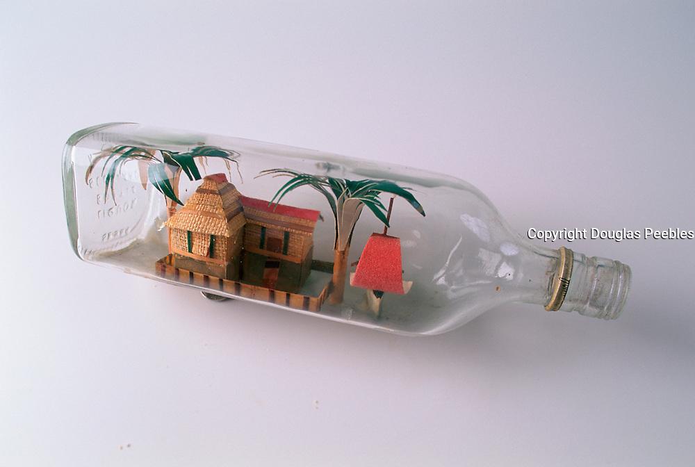 House in a bottle<br />