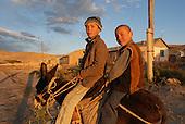 Portraits of Kyrgyzstan