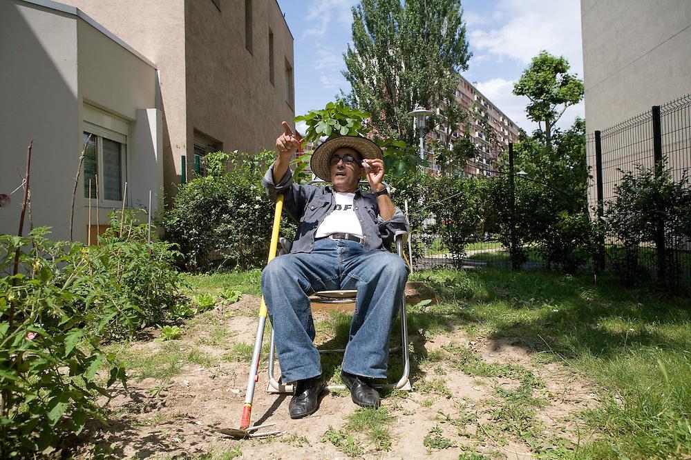 Seniors au quotidien, ville de Montreuil