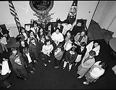 1981 - Galway Travellers Visit The U.S.Ambassadors Residence   (N67).