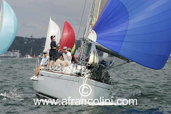 SAILING - BMW Winter Series 2005 - YOU'RE HIRED, Sydney (AUS) - 24/04/05 - ph. Andrea Francolini