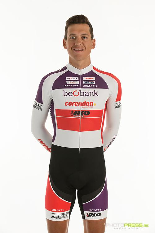 BELGIUM / BELGIQUE / BELGIE / SINT-KATELIJNE-WAVER / CX / CYCLOCROSS / VELDRIJDEN / CYCLO-CROSS / BEOBANK - CORENDON CYCLING TEAM / 2017-2018 / TOM MEEUSEN (BEL) /