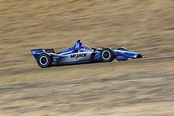 September 14, 2018 - Sonoma, California, United Stated - TAKUMA SATO (30) of Japan takes to the track to practice for the Indycar Grand Prix of Sonoma at Sonoma Raceway in Sonoma, California. (Credit Image: © Justin R. Noe Asp Inc/ASP via ZUMA Wire)