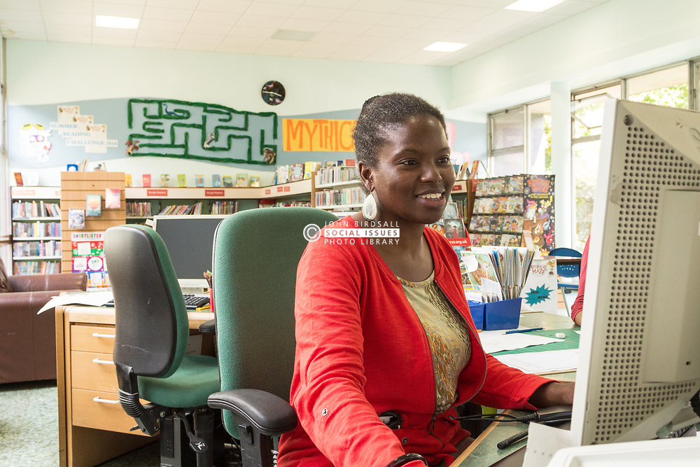 Librarian, London Borough of Haringey, London UK