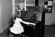 10/09/1962<br /> 09/10/1962<br /> 10 September 1962<br /> Rippen piano at Piggots on Grafton Street, Dublin.