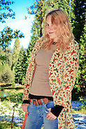 2012 Vintage Carpet Jacket - Jessie James Hollywood