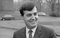 John D Taylor, MP, Ulster Unionist, South Tyrone, N Ireland Parliament, April 1969, 196904000162a<br /> <br /> Copyright Image from Victor Patterson, 54 Dorchester Park, Belfast, UK, BT9 6RJ<br /> <br /> t1: +44 28 9066 1296<br /> t2: +44 28 9002 2446<br /> m: +44 7802 353836<br /> <br /> e1: victorpatterson@me.com<br /> e2: victorpatterson@gmail.com<br /> <br /> IMPORTANT: My Terms and Conditions of Business are at www.victorpatterson.com