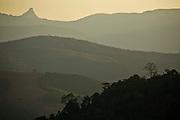Itabirito_MG, Brasil...Pico de Itabirito, Minas Gerais...The Pico de Itabirito, the high mountain in Minas Gerais...Foto: JOAO MARCOS ROSA / NITRO
