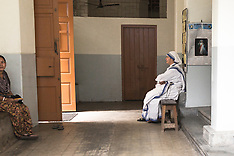 Mother Teresa House, Kolkata (Calcutta), India