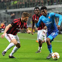 AC Milan vs Arsenal | Europa League | 8 March 2018