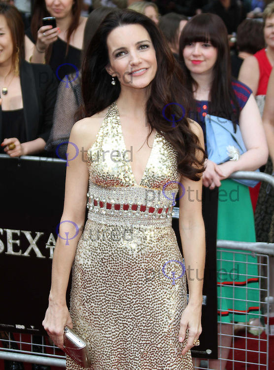Kristin Davis London, UK, 27 May 2010: European Premiere of Sex And The City 2, Leicester Square gardens. For piQtured Sales contact: Ian@piqtured.com Tel: +44(0)791 626 2580 (Picture by Richard Goldschmidt/Piqtured)