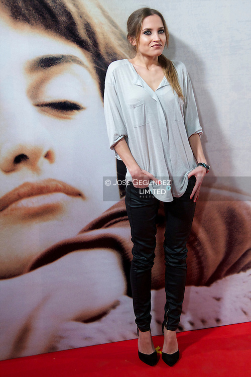 Ana Fernandez attends 'Venuto Al Mondo' Premiere at Capitol Cinema in Madrid