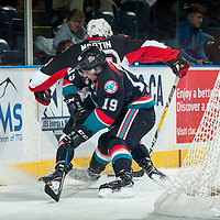 111516 Prince George Cougars at Kelowna Rockets
