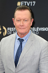 "Monte Carlo, 57th Festival of Television. Photocall ""Scorpio"" pictured: Robert Patrick"