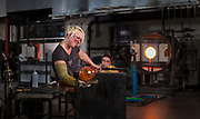 Glass lab. (Photo © Andy Manis)