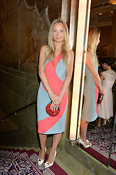 MARTHA WARD at the WGSN Global Fashion Awards 2015 held at The Park Lane Hotel, Piccadilly, London on 14th May 2015.