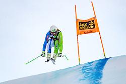 17.12.2016, Saslong, St. Christina, ITA, FIS Ski Weltcup, Groeden, Abfahrt, Herren, im Bild Bostjan Kline (SLO) // Bostjan Kline of Slovenia in action during the men's downhill of FIS Ski Alpine World Cup at the Saslong race course in St. Christina, Italy on 2016/12/17. EXPA Pictures © 2016, PhotoCredit: EXPA/ Johann Groder