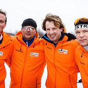 NLD/Biddinghuizen/20160306 - Hollandse 100 Lymphe & Co 2016, Pr. Floris en ploeggenoten