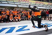 October 8-11, 2015: Russian GP 2015: Sergio Perez (MEX), Force India