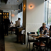 Againn, a contemporary gastropub in downtown Washington, DC.
