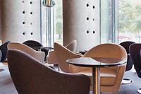 Photo of hotel reception area