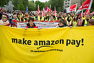 Make Amazon Pay protest, 24.04.18