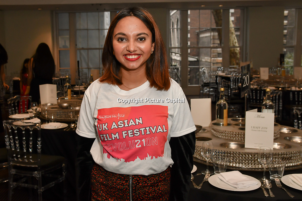 UK Asian Film Festival closing flame awards gala - Red Carpet at BAFTA 195 Piccadilly, on 7 April 2019, London, UK