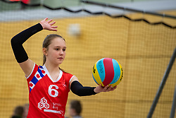 31-03-2019 NED: Final D Volleybaldirect Open, Wognum<br /> 16 teams of girls and boys D competed for the Dutch Open Championship / Sneek