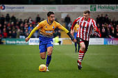 Lincoln City v Mansfield Town 241118