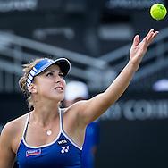 ROSMALEN, tennis Topshelf Open 2015, 13-06-2015, Autotron Rosmalen, Belinda Bencic (SUI).