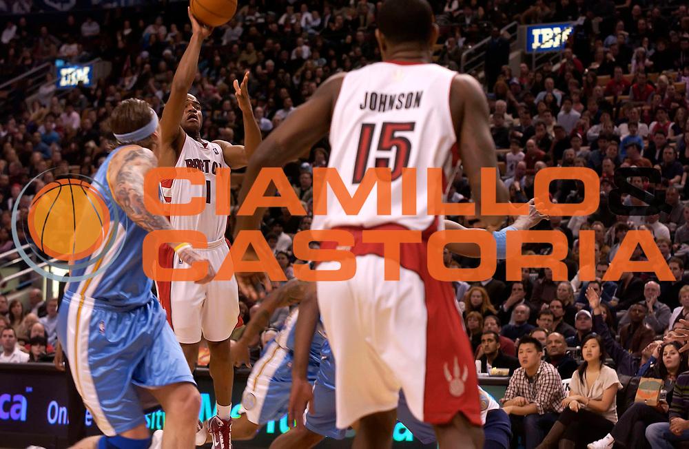 DESCRIZIONE : Toronto NBA 2009-2010 Toronto Raptors Denver Nuggets<br /> GIOCATORE : Jarrett Jack<br /> SQUADRA : Toronto Raptors Denver Nuggets<br /> EVENTO : Campionato NBA 2009-2010 <br /> GARA : Toronto Raptors Denver Nuggets<br /> DATA : 25/03/2010<br /> CATEGORIA :<br /> SPORT : Pallacanestro <br /> AUTORE : Agenzia Ciamillo-Castoria/V.Keslassy<br /> Galleria : NBA 2009-2010<br /> Fotonotizia : Toronto NBA 2009-2010 Toronto Raptors Denver Nuggets<br /> Predefinita :
