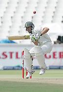 AB de Villiers avoids a Stuart Broad delivery during day 3 of the 4th Castle Test between South Africa and England held at The Bidvest Wanderers Stadium in Johannesburg, South Africa on the 16 January 2010.Photo by:  Ron Gaunt/SPORTZPICS