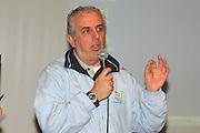 17/03/2008<br /> Conferenza stampa di presentazione Progetto Gimme 5<br /> Nella foto: cremonini<br /> Foto Ciamillo