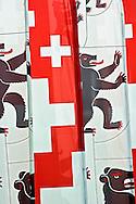 Swiss Flag among others, Appenzeller, Switzerland