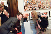 CHRIS; MENLO PARK; JADE PARFITT, Royal Academy Summer Exhibition 2009 preview party. royal academy of arts. Piccadilly. London. 3 June 2009.