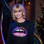 NLD/Hilversum/20121207 - Skyradio Christmas Tree, Daphne Deckers