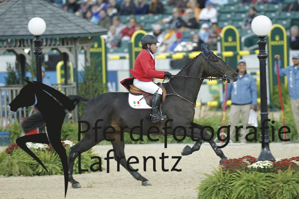 GUERRA PIEDRA Jaime, Watch Me VH Grootveldhof<br /> Kentucky - Alltech FEI WEG 2010<br /> /Stefan Lafrentz