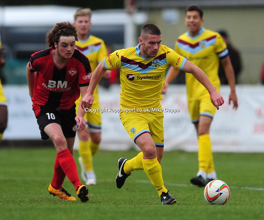 Kettering Town v Weymouth, Evostick Southern League Premier, Latimer Park Saturday 22nd October 2016<br /> Score 3-1
